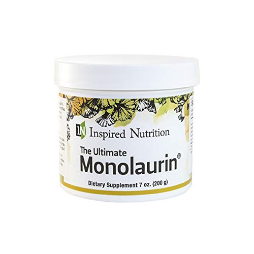 Ultimate Monolaurin ® - 7 oz - 66 Servings, 3000 mg Each