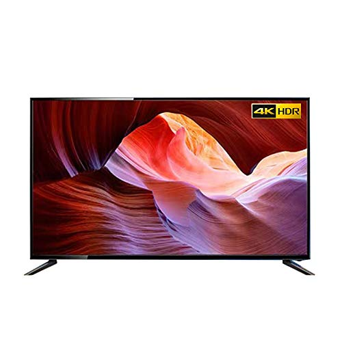 TV Smart TV Serie, UHD 4K, Wi-Fi, Android LED televisore 2021, Nero da 32 a 60 Pollici [Classe di Efficienza Energetica A+]