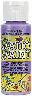 DecoArt Patio Paint, 2-Ounce, Summer Lilac