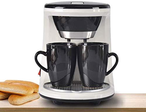 Koffiezetapparaat Draagbare espressomachine Stoomschuim Family Office Kan zeer handig worden gebruikt (140 * 210 * 165 mm)