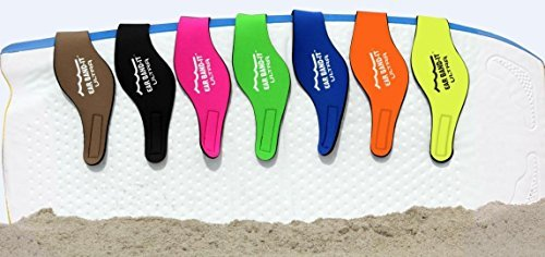 EarBandIt Ear Bandit Ultra Swimmers Headband (Tan, Large) by