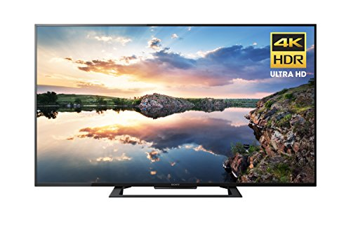 Sony KD50X690E 50-Inch 4K Ultra HD Smart LED TV (2017 Model)