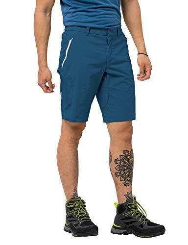 Jack Wolfskin Herren Overland Shorts M Wander-Shorts, Dark Cobalt, 50