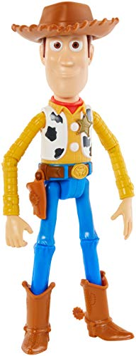 Mattel- Toy Story Figura Woody 20 cm, Multicolor (GDP68)