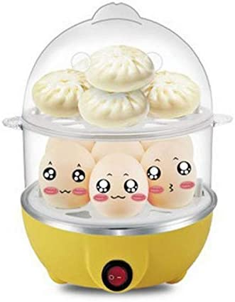 2-Layer Electric Boilers OFFicial site Multifunction Cooker Steamer Rapid Egg SEAL limited product