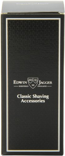 Edwin Jagger - Blaireau traditionnel anglais - Imitation ivoire - Taille M
