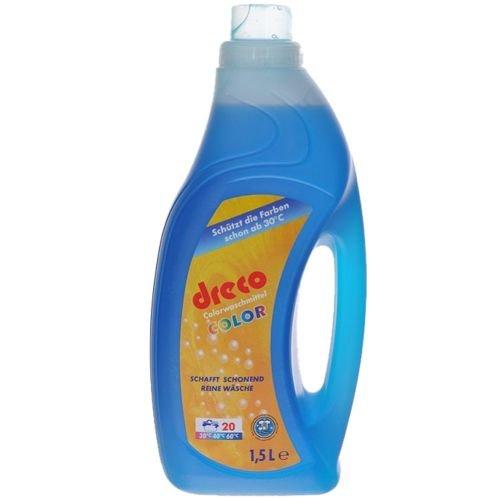 DRECO Colorwaschmittel flüssig 1,5 L