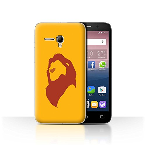 Stuff4 Var voor MD-LIONKING Alcatel Pop 3 5.5