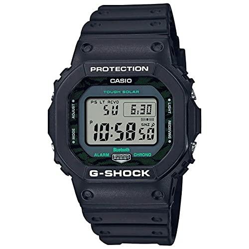 Reloj G-Shock GW-B5600MG-1ER Midnight Green, Solar, Radio controlado
