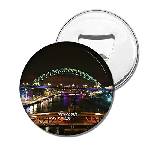 Weekino Großbritannien England The Quayside Newcastle Bier Flaschenöffner Kühlschrank Magnet Metall Souvenir Reise Gift