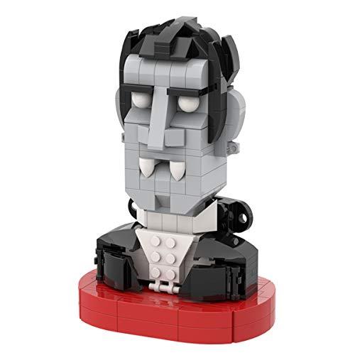 JING Montaje De Ladrillos De Edificio De Juguete, Serie Creativo Vampire 3D Puzzle Modelo De Construcción Ladrillos Educativos Juguetes DIY Niños Regalos De Cumpleaños
