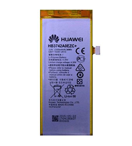 igshop Batterie Original für Huawei P8Lite HB3742A0EZC + for P8Lite Pack Bulk no Blister