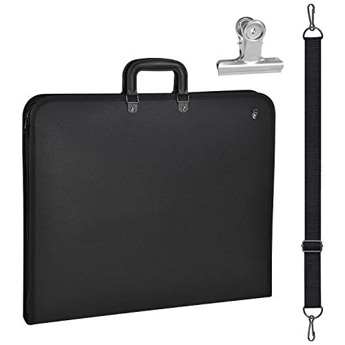 Protective Case for A3 Diamond Painting Light Pad Light Box, 20Inch by 16Inch Carrying Bag Travel Storage Case A3 Light Tablet Cover with One Clip
