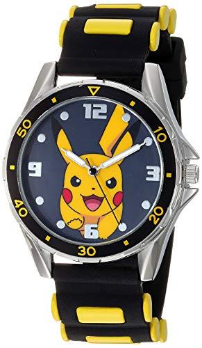 Pokemon Unisex-Kinder Uhr POK9056AZ