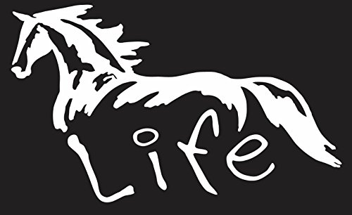 horse decals for cars - 4