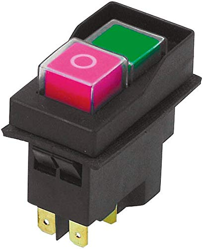 Null Spannungsschalter + ausgeführter Spule 250V/ 50HZ/ 16(10) A/IP54