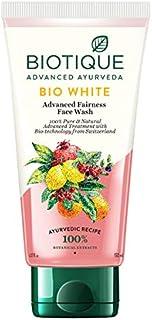 Biotique Bio White Advanced Fairness Face Wash, 150ml
