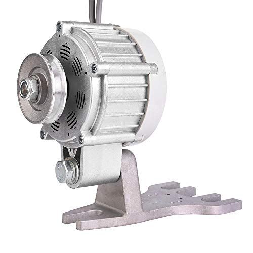 HEEPDD Servomotor Industrial de máquina de Coser 750W Velocidad máxima 4000 RPM con posición de Aguja Servomotor sin escobillas para máquina de Coser Industrial 7N.m(Enchufe de la UE)