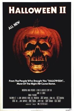 Amazon.com: Halloween II (1981) Póster de la película 24 x 36 : Hogar y  Cocina