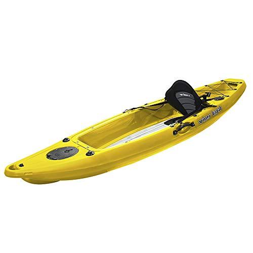 Devessport – Kayak VUE 2 | Kayak per 1 persona tipo sito on Top – autoriscaldabile | Fondo piatto | Peso massimo 120 kg