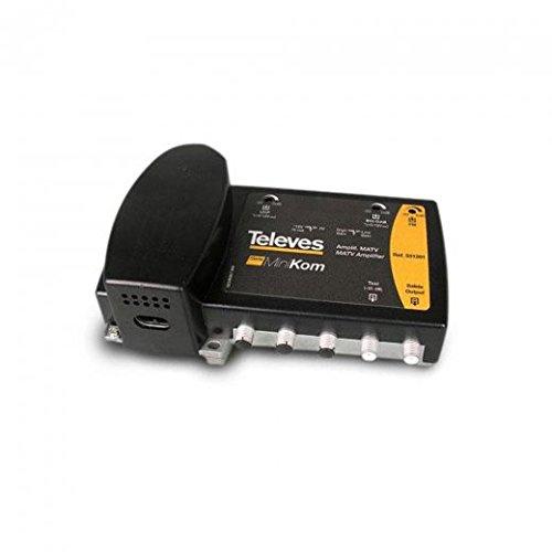 Central amplificadora FI D+ 532401 de Televes
