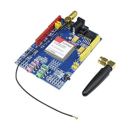 SIM900 Quad-Band 850/900/1800/1900MHz GPRS/GSM Shield Development Board Arduino