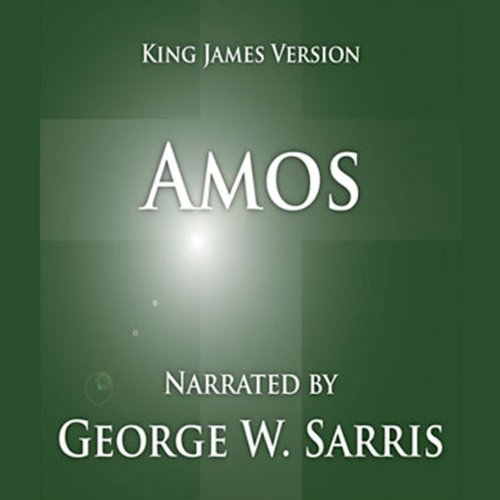 The Holy Bible - KJV: Amos audiobook cover art