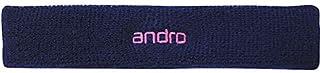andro(アンドロ) アンドロ ヘッドバンド タッキュウアクセサリーソノタ (560023001-002) ネイビー/ピンク 在庫