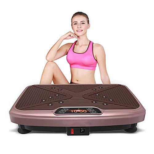 RLIRLI gewichtsverlies snel vibratie platform machine met afstandsbediening / MP3 muziek / verlies magneet massage voor thuis gewicht en fitness platform Fit