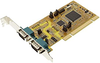 SERIALGEAR Dual Port Serial RS-422/485 PCI Card