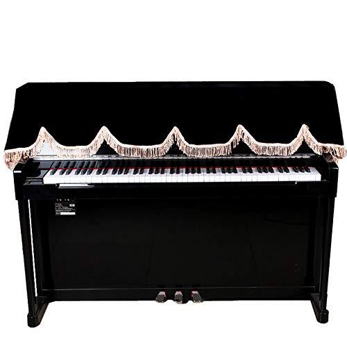 Cubierta De Piano De 88 Teclas, Cubierta De Polvo De Piano De...