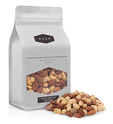 1KG Luxury Mixed Nuts by HUSK - ...