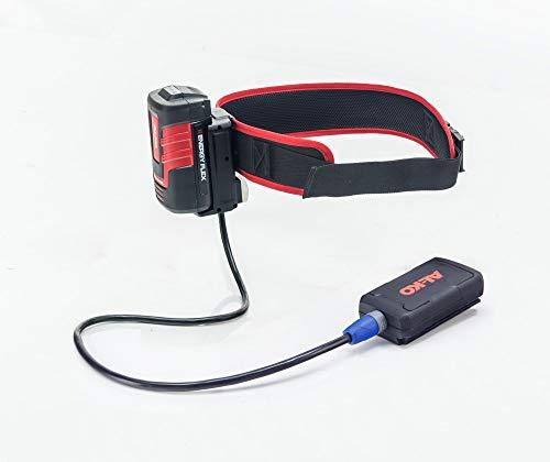 Energy-Flex Akku-Gürtel mit Adapter BBA 40