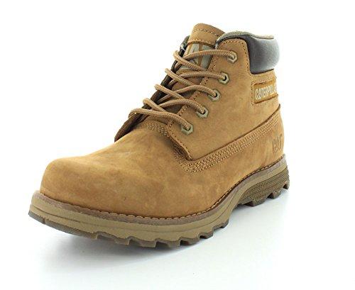 Caterpillar Men's Founder Chukka Boot, Bronze/Brown, 10 M US