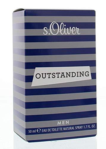 s. Oliver S Spray Oliver außergewöhnlichen Nat Men EDT 50ml