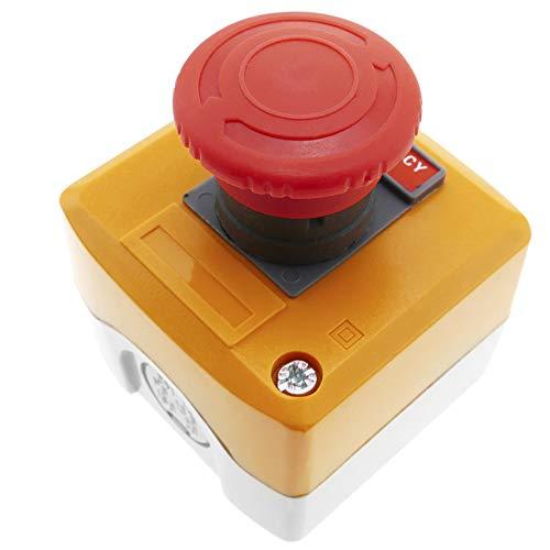 BeMatik Notstopp-Schalter mit NC-Blockierung (TH022)