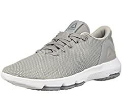 Reebok Men's Cloudride DMX 3.0 Walking Shoe, BlackWhiteash