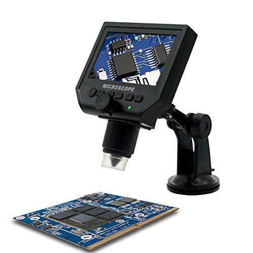 AimdonR 4,3-inch LCD digitale USB-microscoop loep, met zuignap