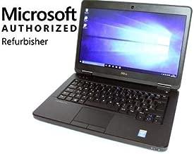 Dell Latitude E5440 14 inch Laptop, Intel Core i3, 8GB RAM, 500GB HDD, Win10 (Renewed)