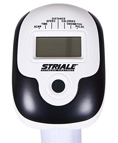 Striale _ Vélo d'appartement magnétique SV-318  8 résistances – Freinage magnétique |...