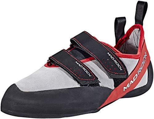 Mad Rock Mad Rock Drifter Kletterschuhe grau/rot Schuhgröße EU 42,5 2021 Boulderschuhe
