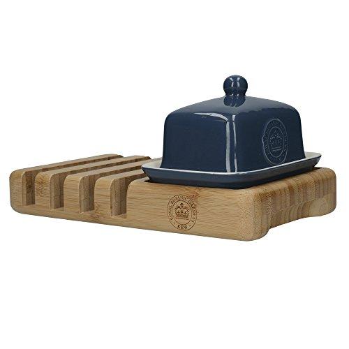 Creative Tops 5234670 Toastständer und Butterdose, marineblau