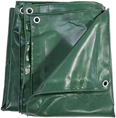 PXTTLKJ Outdoor Max 90% OFF Green Waterproof Rainproof Max 73% OFF PVC Tarpaulin Cl Tent