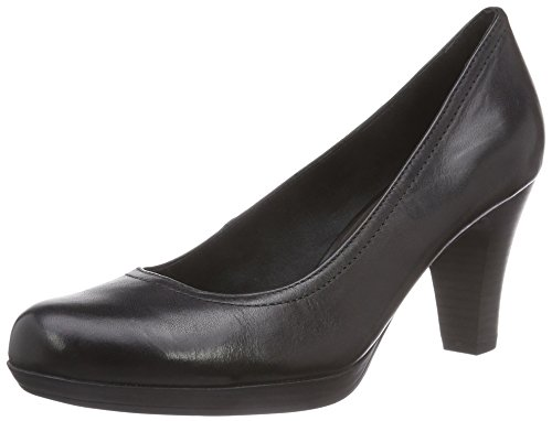 Tamaris 22410, Damen Pumps, Schwarz (Black 25 001), 36 EU (3.5 Damen UK)