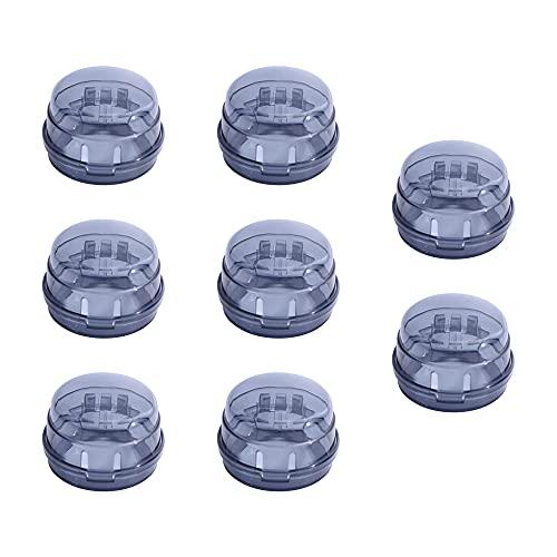 Swetup Protección para interruptor de cocina, 4 unidades, protección para niños, protección para horno, cocina y cocina de gas