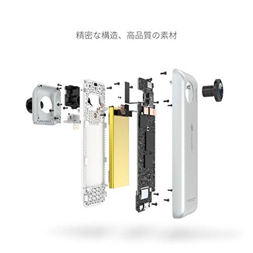 Insta360 Nano Compact Mini 360 Degree Panorama Camera 3K HD Video - 4