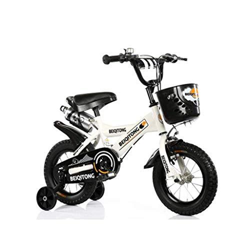 BOC Kinder fahren Fahrräder 14.12.16/18 Zoll Jungen fahren Fahrräder Jungen und Mädchen fahren Fahrräder 2 bis 11 Jahre alte Jungen fahren Fahrräder geben Kindern Geschenke, B, 12 Zoll,A,14 Zoll