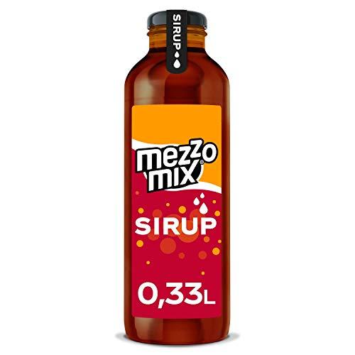 Mezzo Mix Sirup, (1 x 330 ml) - 1x Flasche ergibt bis zu 5 Liter Fertiggetränk
