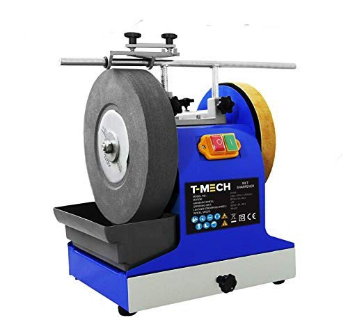 T-Mech Afiladora-Esmeriladora Agua Afilador Húmedo