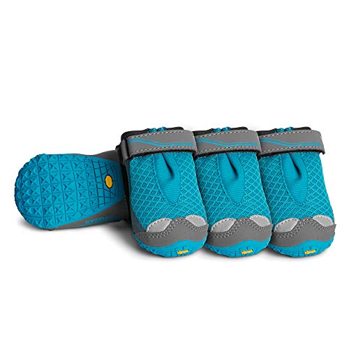 RUFFWEAR, Grip Trex Outdoor Dog Boots with Rubber...